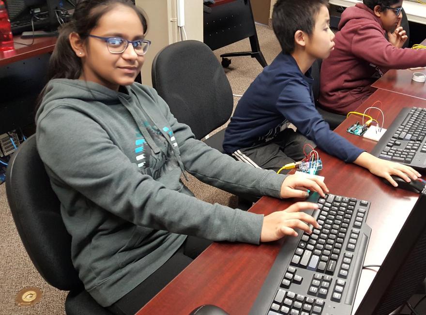 Youth coding blog post