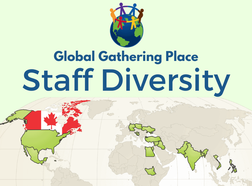 Staff Diversity at Global Gathering Place